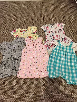 6-9 month baby girl clothes. Boots mini club, next and BHS  bundle