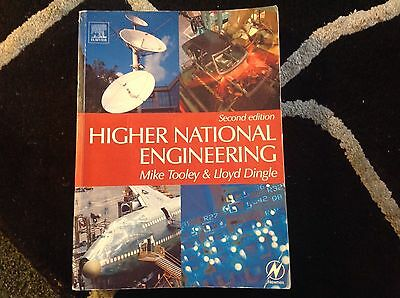 Higher National Engineering by Michael H. Tooley, Lloyd Dingle (Paperback, 1997)