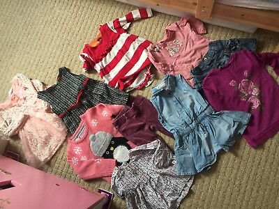 Baby Girl Clothes 12M-18M NEXT