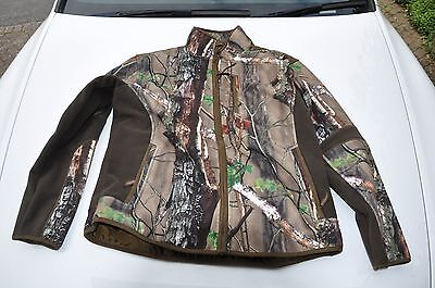 Advantage Timber Jacket 10x Camo Reversible With