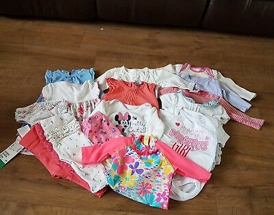 Baby girls bundle 3-6mths