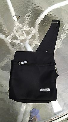 Travelon Crossbody Nylon Travel Bag Purse, Multi Pockets