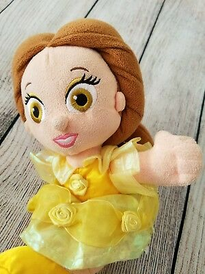 Disney Parks Belle Plush Beauty and the Beast