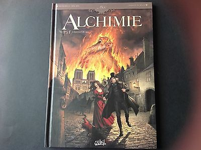 Lot Complet Alchimie tome 1 à 2 - EO