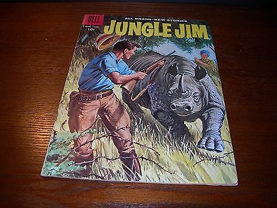 JUNGLE JIM  # 16  year 1958