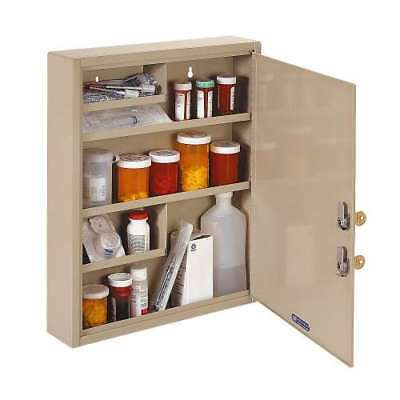STEELMASTER® Large Medical Steel Security Cabinet,Sand, NEW (MMF2019065D03)