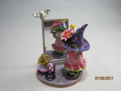 Wee Forest Folk M-354a Wicked Pretty Ltd Edition - New in WFF Box