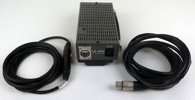 IDX IA-60 Single Channel 4-Pin DC Camera Power Supply