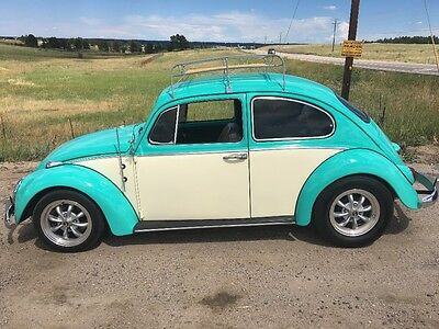 1966 Volkswagen Beetle - Classic  New Full Pan-Off Restored Show Car