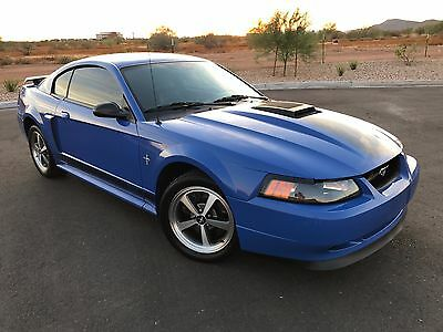 2003 Ford Mustang Mach 1 2003 Ford Mustang Mach 1