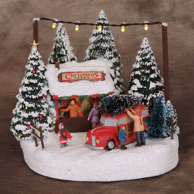 Kinkade 2017 Christmas Family Tree Collectible GUARANTEED BEST PRICE!  LOOK :)