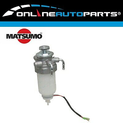 FUEL PUMP ASSEMBLY Diesel Primer For Holden Rodeo TFR55 TFS55 4JB1-T