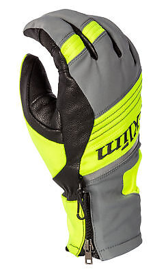 2018 Klim Powerxross Glove - Hi-Vis