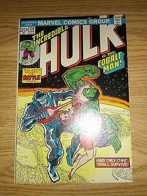 The Incredible Hulk #174 F/vf