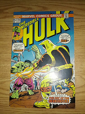 The Incredible Hulk #186  Fine