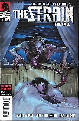 The Strain The Fall comic lot 1 2 3 4 5 6 7 8 9 FX Show Vampires Dark Horse