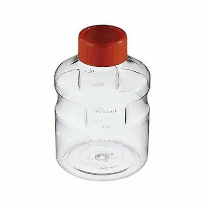 Corning #430282, 500mL Storage Bottles with 45mm Caps (Pack of 2)