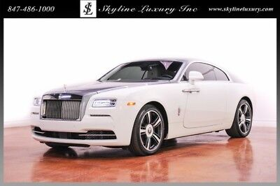 2014 Rolls-Royce Other Base Coupe 2-Door Wraith