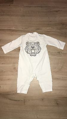 Authentic kenzo jumpsuit 6 months size 00 Only Worn Twice