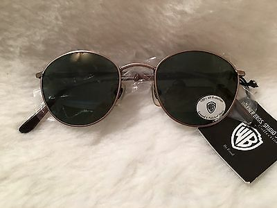 Warner Bros Studio Store Vintage Classic Sunglasses w/ Case 1996 NEW RARE