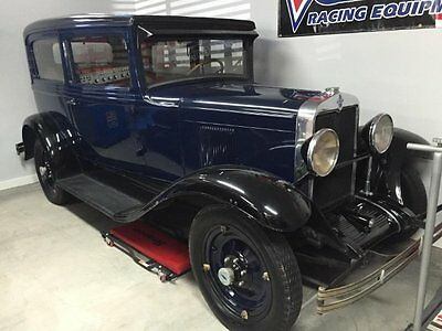 1930 Chevrolet AD Coach Runs And Drives Solid Arizona Car 1930 Chevrolet Coach