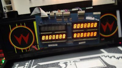 Data East Pinball DISPLAY GLASS for SECRET SERVICE-PLAYBOY-TIME MACHINE-W/Issues