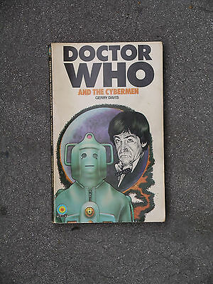 Doctor Who and the Cybermen (Target books) Gerry Davis