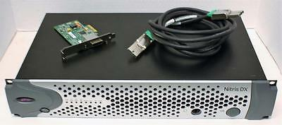 Avid Nitris DX Bundle with PCIe Host Card and Cable