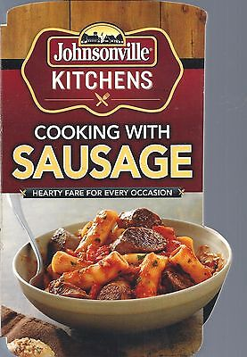 Johnsonville Cooking With SAUSAGE Cookbook  Recipes Your Family Loves