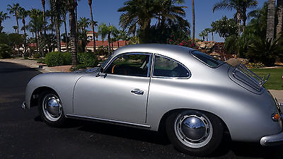 1956 Porsche 356  1956 Porsche 356 coupe Reproduction With AC
