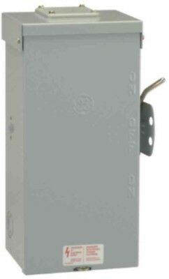 GE 100 Amp 240-Volt Non-Fused Emergency Power Transfer Switch Double-Throw
