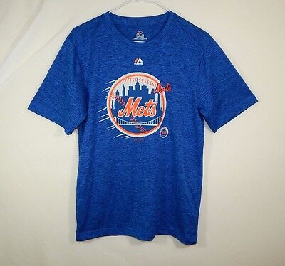 2bbfc1905cf NEW YORK METS R. A. Dickey MLB Baseball Majestic T Shirt Size SMALL ...