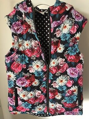 Eve's Sister Quilted Vest Size 12