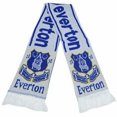 Everton Scarf- 100% Official Licensed Product