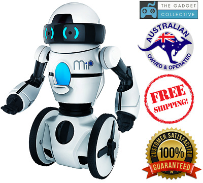 WowWee - MiP the Toy Robot - Gesture Based Controls - White