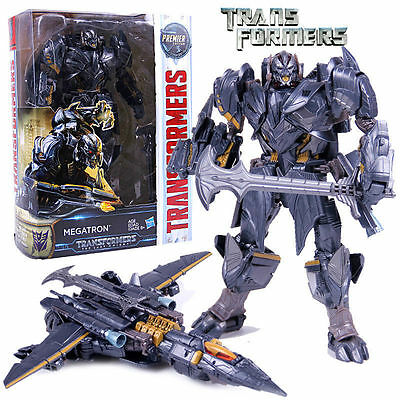 Transformers Megatron Merciless Tyrant Voyager The Last Knight Action Figure Toy