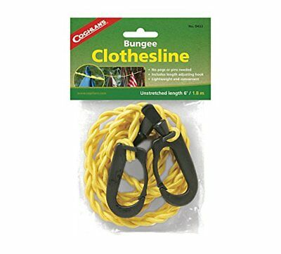 Coughlan's Bunge Clothesline - Yellow