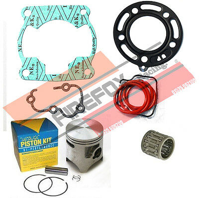 Kawasaki KX85 KX 85 2001 - 2013 48.50mm Mitaka Top End Rebuild Kit Inc Piston