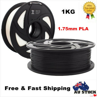1KG 3D Printer Filament PLA 1.75mm Plastic Consumables Material Print Pen Line
