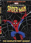 The Spectacular Spider-Man - The Complete First Season (2-Disc Set), DVD