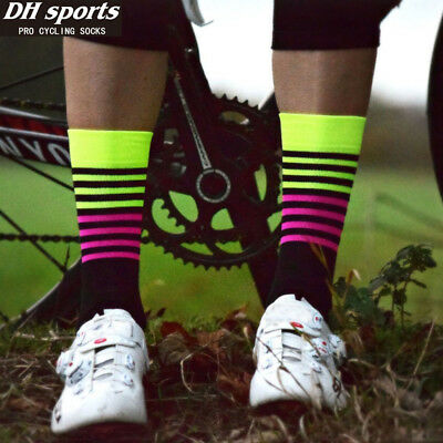 Bicycle Feet Breathable Cycling Sport Socks High Quality Professional Bike Hot