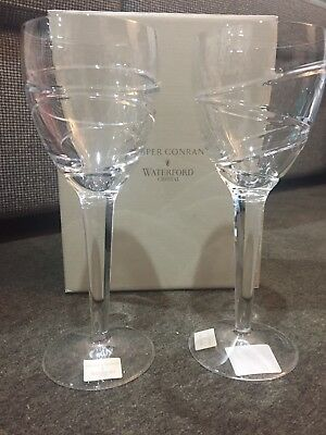 Waterford Crystal Aura Goblets
