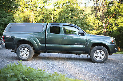2009 Toyota Tacoma 4DR Access Cab 4x4 TRD 2009 Toyota Tacoma 4dr Access Cab V6 4WD TRD Off-Road 4X4 Camper LOW MILEAGE!