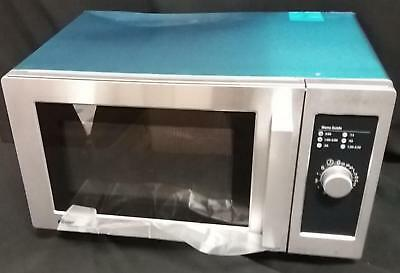 Amana RMS10DS 0.8-Cubic Feet 1000-Watt Light Duty Microwave Oven Stainless Steel