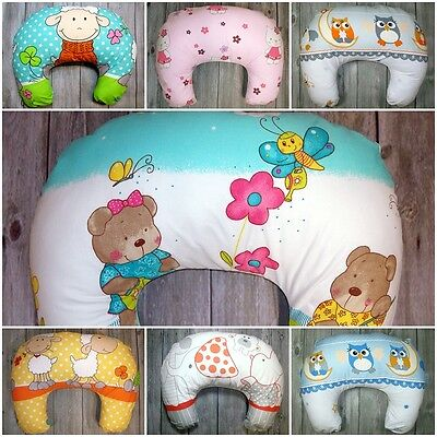 Breast Feeding Nursing Baby Pillow Maternity Cushion Baby Support Patterned