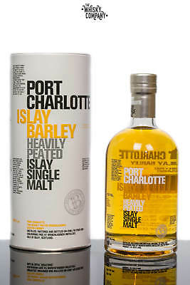Port Charlotte Islay Barley Heavily Peated Islay Single Malt Scotch Whisky (700m