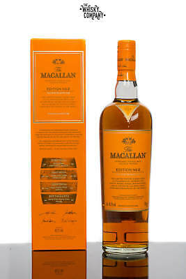 The Macallan Edition 2 Highland Single Malt Scotch Whisky