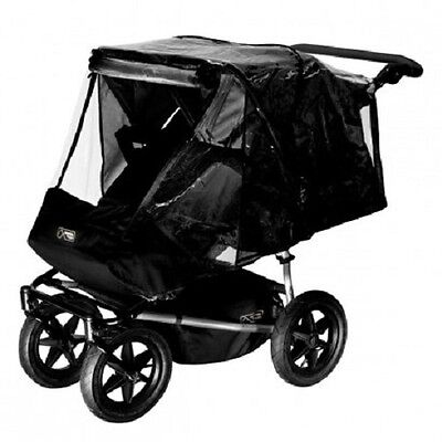 Mountain Buggy DUO Storm and Rain Cover for DUO Strollers! Free Shipping!!