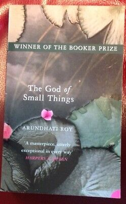 The God Of Small Things By Arundhati Roy1997 Paperback