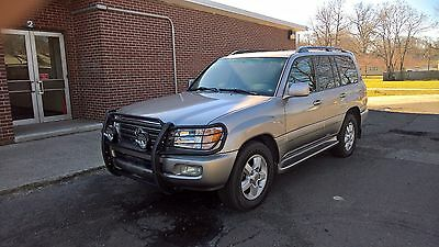 2005 Toyota Land Cruiser 100 series Fully Loaded, Maintenance Records, No Rust! 2005 Toyota Land Cruiser,100,Meticulous exterior, interior,maintenance records!